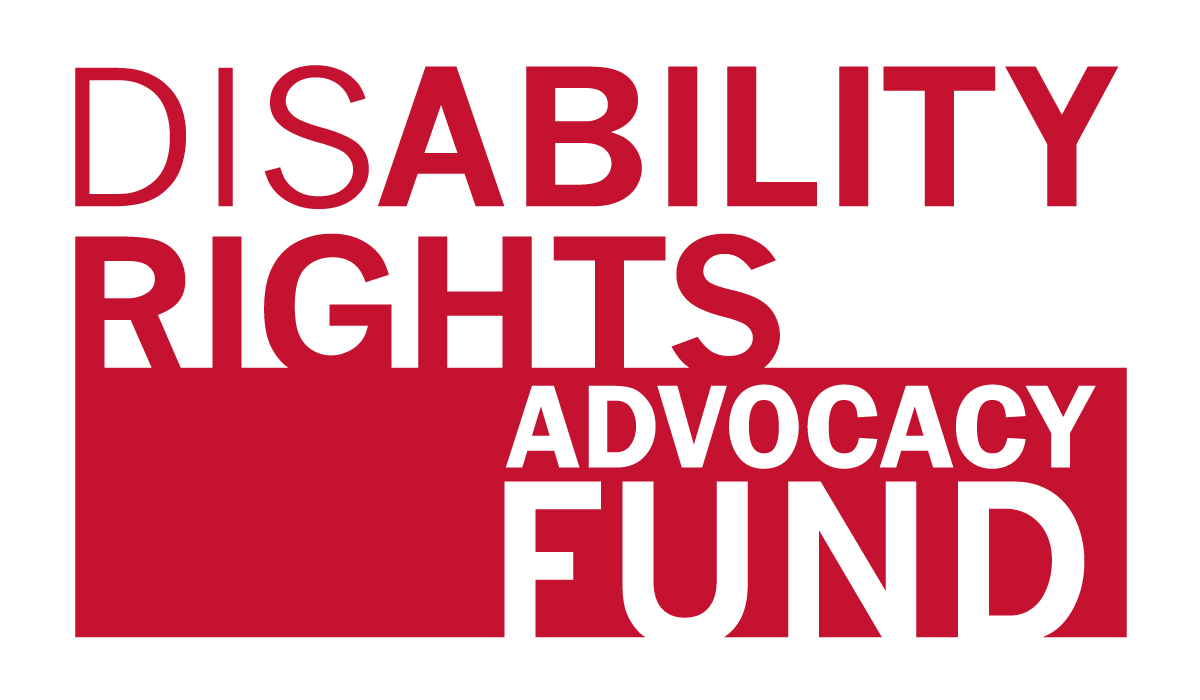 Disability Rights Advocacy Fund
